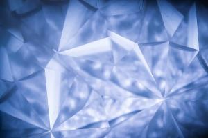 Winkel zwischen Ebenen in einem kubischen Kristall